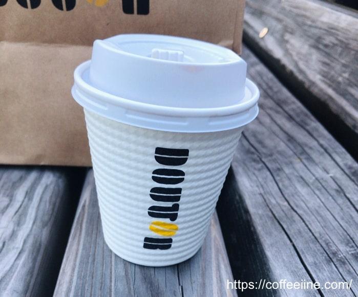 ドトールのブレンドコーヒー